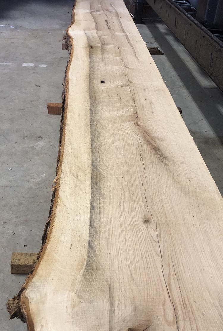 Custom Cut Rough Sawn Lumber | Foxfire Land Management